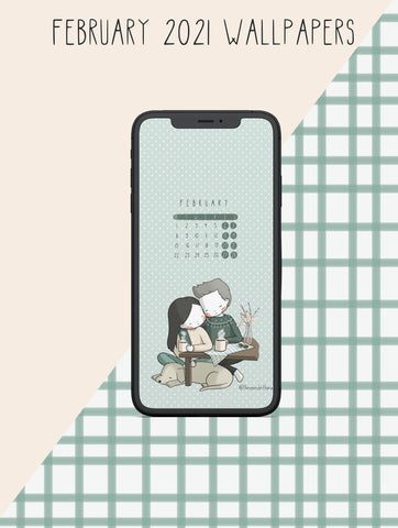 February 2021 Wallpapers