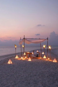 Romantic Beach Date Night