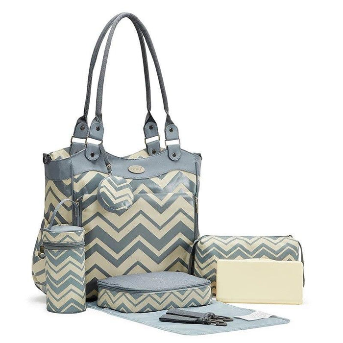 Sophia Collection™ - Diaper Bag (9 Piece Set)