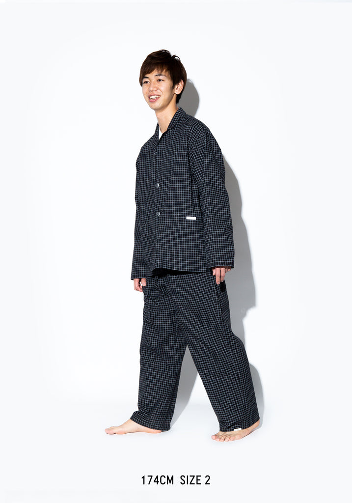 "SOLD OUT/""day""pajama #grid -NOWHAW for THINK OF THINGS-"