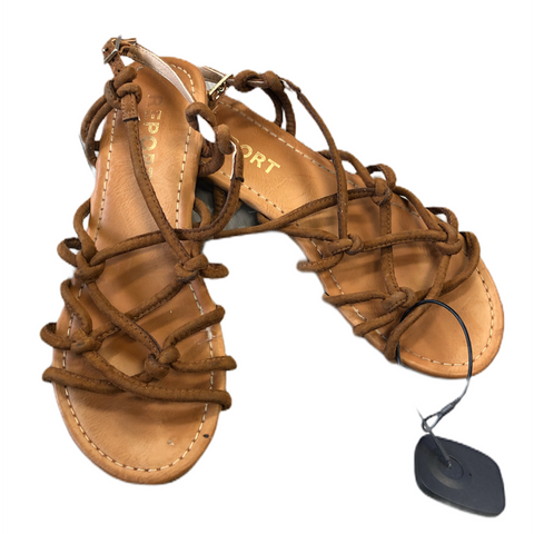 Report Sandals Womens 6