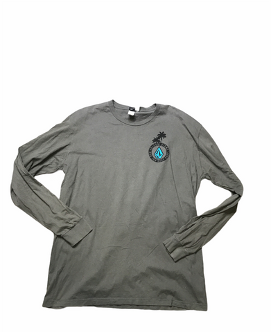 Volcom Long Sleeve Top Size XXL