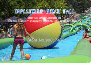 The Huge Inflatable Beach Ball