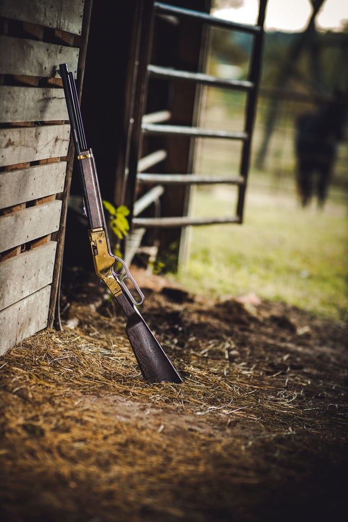 BARRA AIRGUNS LAUNCHES: FLAGSHIP ITEM 1866 COWBOY AIR RIFLE