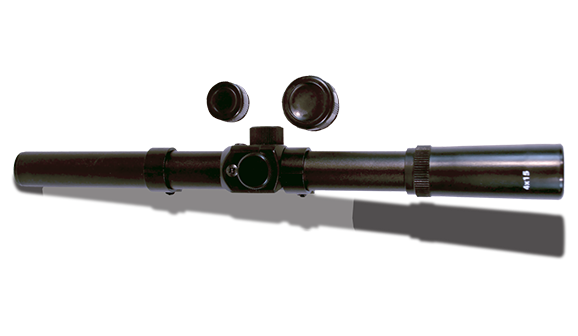 Black Ops 4x15 Scope - Refurb