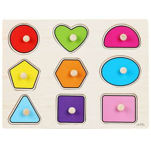 wooden puzzle kids toys