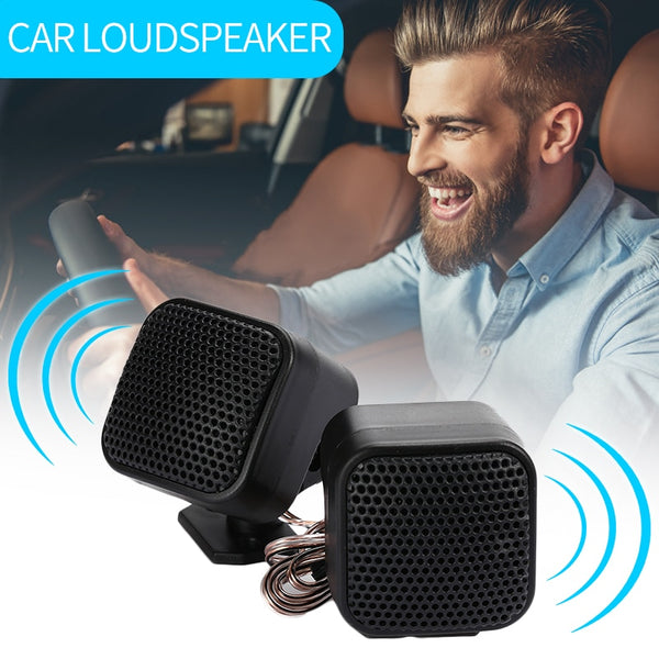 500W Audio Speaker Loudspeaker Car Tweeters Super Power High Efficiency CD MP5 MP3 For IPod Fit For All Car Audio Systems