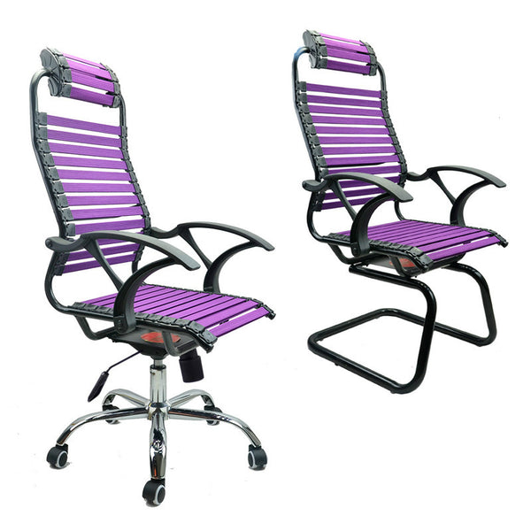 NEW Breathable Elastic Rubber Band Chair Health Chairs Esports Chair Dormitory Rotating for home Office