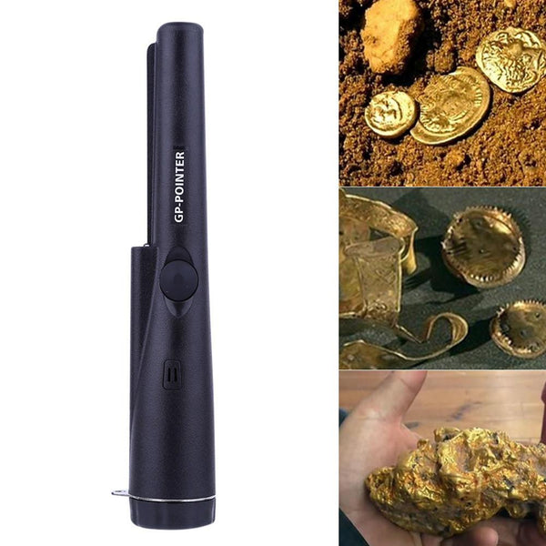 Portable Metal Detector Pinpointer GP-PointerS GP360 High Sensitivity Pin Pointer All Metal Gold Finder Wiring Wall Detectors