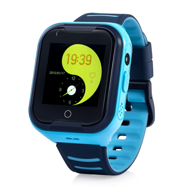 Wonlex Children 4G Video Call Kids GPS Smart Watch Waterproof IP67 Swimming Watch Anti-lost GPRS Positioning Kids' Best Gifts