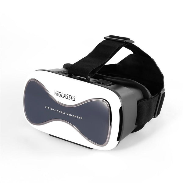 Portable VRD3 Virtual Reality Glasses Helmet MY VR Realistic 3D Glasses Headset Cardboard For Most Smartphones