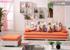 high quality  European living room Cloth sofa 1821