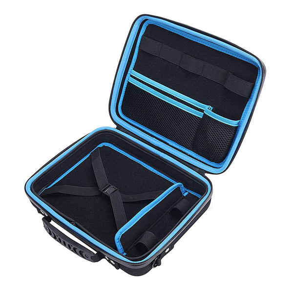 Hard Case Anti Impact Working Laptop Accessory Storage Bag Adjustable Strap Large Capacity Business Protective For Mac For Mini