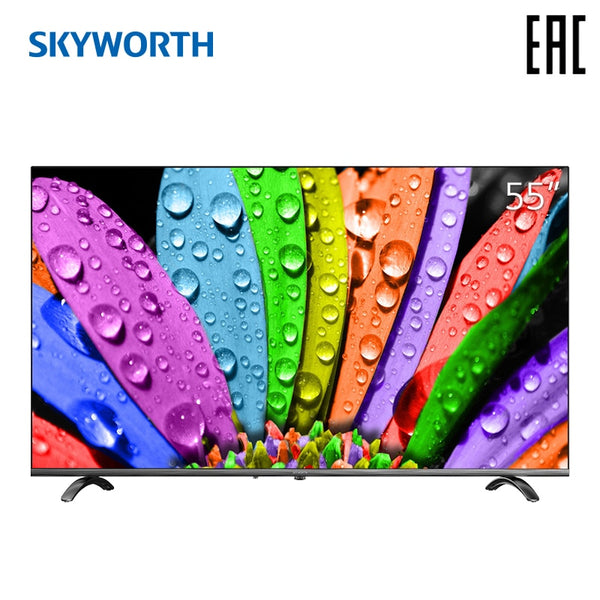 television 55 inch Skyworth 55Q20 4K AI smart TV Android 9.0