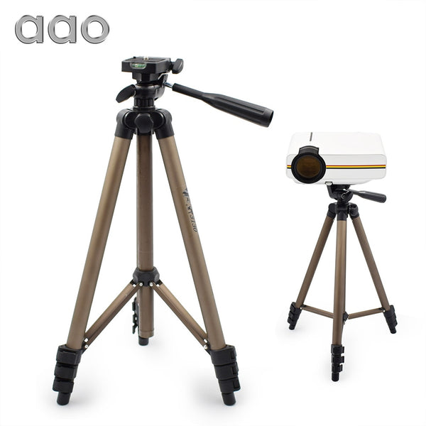 AAO Adjustable WT3130 Projector Tripod Mount Holder Stand Lightweight Aluminum YG420 YG400 YG500 YG300 YG200 Projector Bracket