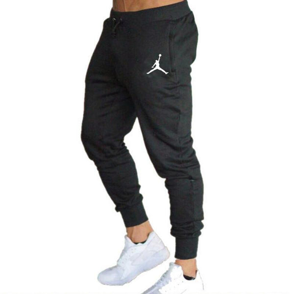 Men Pants New Fashions Jordan 23 Joggers Pants Male Casual Sweatpants Bodybuilding Fitness Track Pants Men's Sweat Trouser