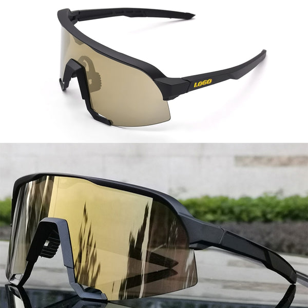 2019 NEW S3 cycling sunglasses sagan LE collection MTB Cycling Glasses Eyewear Sunglasses UV400 Eyewear Gafas Ciclismo 3Lens 100