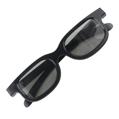 Hot  Sale Circular Polarizing Passive Woman Man 3D Movie Glasses For 3D TV Cinemas High Quality Fashion