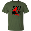 Printing Comfortable mom ski tshirt solid color Euro Size S-5xl Novelty men's tshirt Short Sleeve Round Collar Tee top