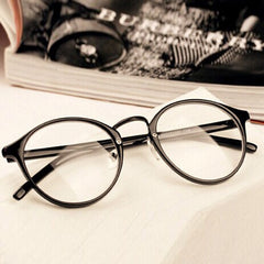 *Mens Womens Nerd Glasses Clear Lens Eyewear Unisex Retro Eyeglasses Spectacles s72*