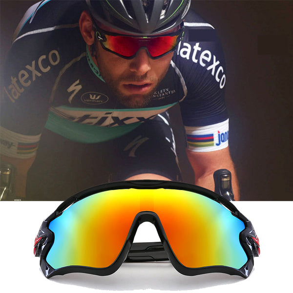 HD polarized bicycle glasses high quality PC fashion sports glasses detachable replacement lens outdoor sports accessories