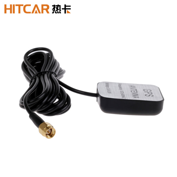 SMA Male Plug GPS Active Antenna Aerial Connector Extension Cable for Car Dash DVD GPS Navi Head Unit Stereos