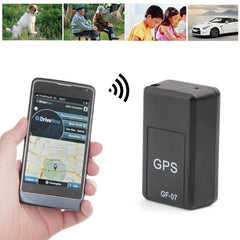 GF-07 Mini GPS Tracker Tracking Device Real-time Locator Magnetic Enhanced Locator Automobiles GPS Trackers