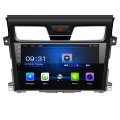 10.2 inch Quad Core Android 6.0 1G RAM 16G ROM  Car Radio for Nissan Teana 2013 2014 2015 2016 with GPS Navigation map software