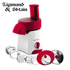 Food Processors Zigmund&Shtain SM-21 Kitchen Appliances Machien Automat  Multicutting Machine