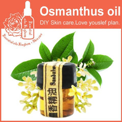 Free shopping 100%Pure plant essential oil of osmanthus oil essential oil 2ml beautiful