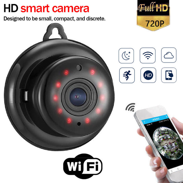 360Eyes 720p  HD Wireless WIFI IP Camera home camera security system with TFcard  Infrared Night Vision Slot Audio APP