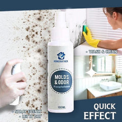 100ml release agent mold cleaning spray stain spray household and kitchen multi-purpose cleaner to purify the air healthy 20O30