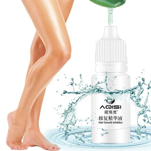 Permanent Herbal Hair Growth Inhibitor After Hair Removal Repair Nourish Liquid Essence Hair Removal Care