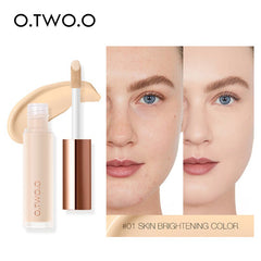 O.TWO.O face concealer cream beige color corrector full over pores ance waterproof contouring makeup foundation stick OT073