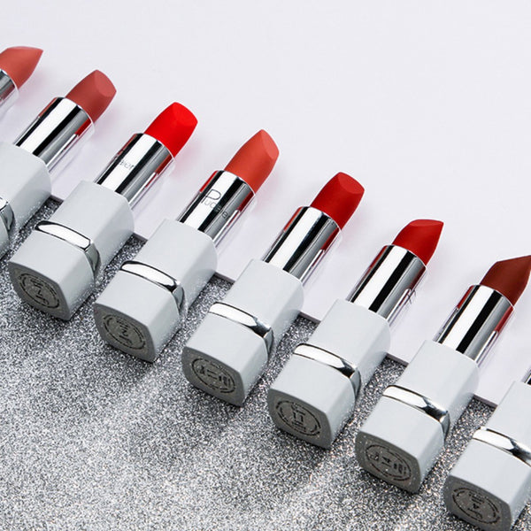 New 17 colors Velvet Lipstick Professional Lips Makeup Lip Stick Long Lasting Waterproof Moisturizer Tint Sexy Red Lipstick