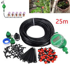 DIY Micro Garden Watering System Drip Irrigation System Automatic Watering Micro Drip Irrigation Plant Home Garden Supplies