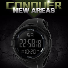 electronic Military watch digital Sport Wrist Watches black mens waterproof watches horloges mannen