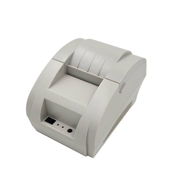 58mm pos thermal receipt printer usb interface support multiple computer printing