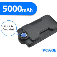 TK05GSE 3G GPS car tracker magnet long battery life Anti-theft call alarm free software track real time google map WCDMA GPS