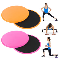 Brand Hot Sell Yoga Glid Discs Fitness Abdominal Workout Exercise Rapid Training Slider Gliding Discs Hot Sell Yoga Product!