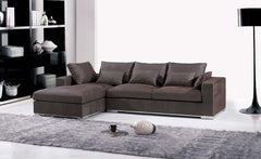 Free Shipping furniture fabric design 2013 new Living Room L shaped Fabric Corner  sofa, modern fabric sectionals F9062