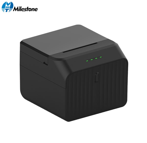 Milestone 58mm POS Thermal Receipt Bill Universal Ticket Printer Support Cash Computer Printer MHT-P58 Printing Receipt