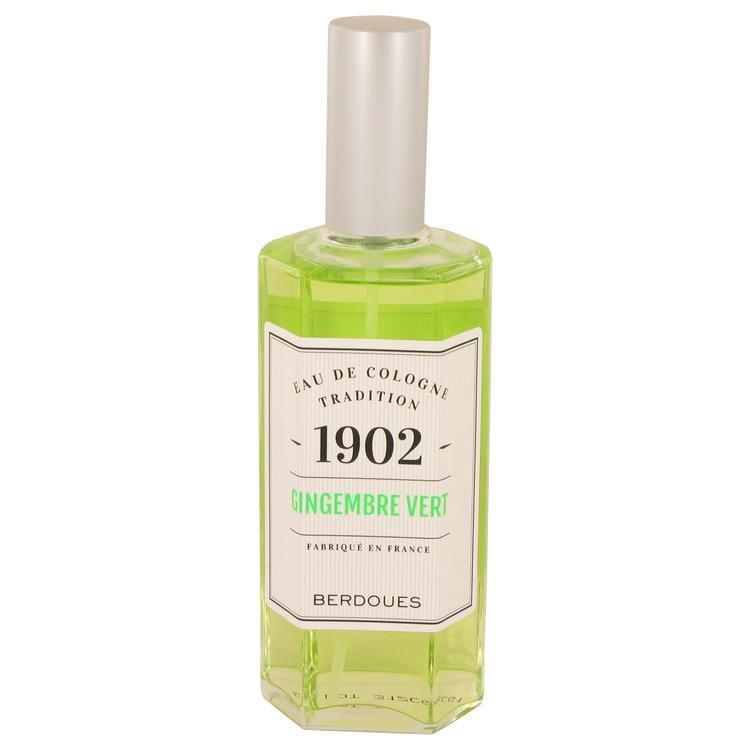 1902 Gingembre Vert Eau De Cologne Spray (unboxed) By Berdoues - American Beauty and Care Deals — abcdealstores