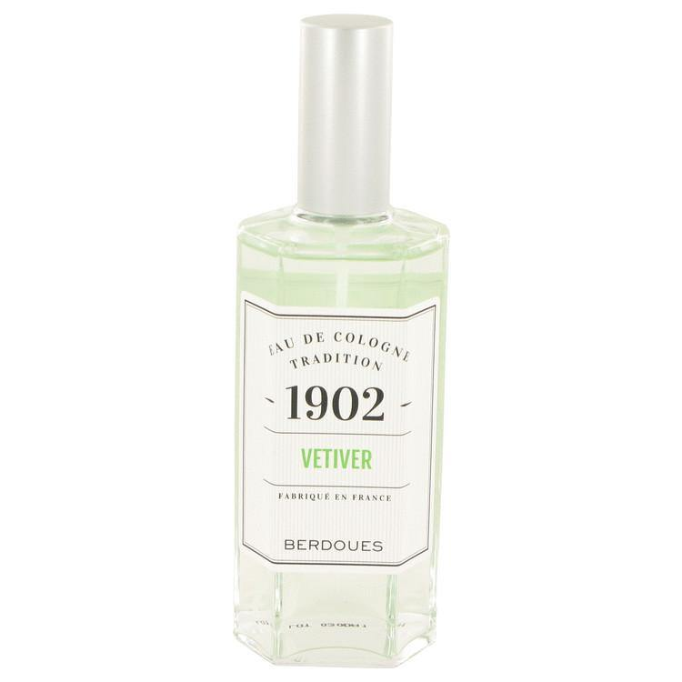 1902 Vetiver Eau De Cologne Spray (Unisex) By Berdoues - American Beauty and Care Deals — abcdealstores