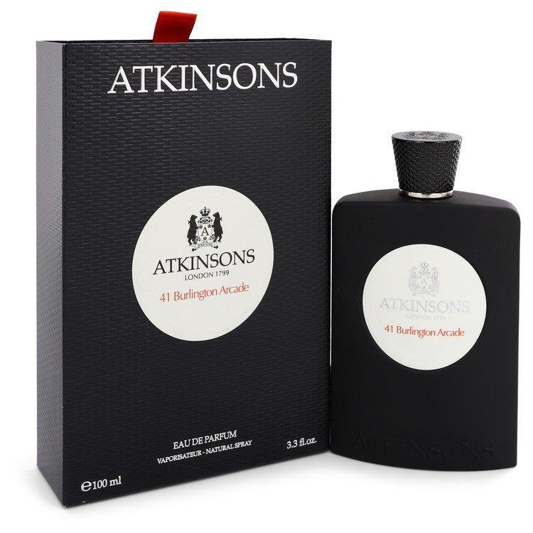 41 Burlington Arcade Eau De Parfum Spray (Unisex) By Atkinsons - American Beauty and Care Deals — abcdealstores