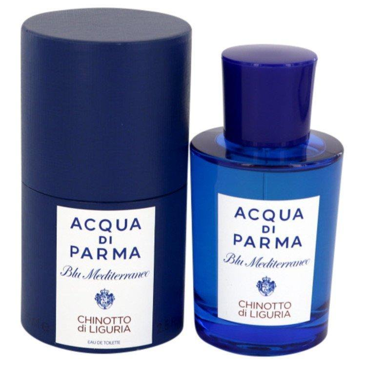 Blu Mediterraneo Chinotto Di Liguria Eau De Toilette Spray (Unisex) By Acqua Di Parma - American Beauty and Care Deals — abcdealstores