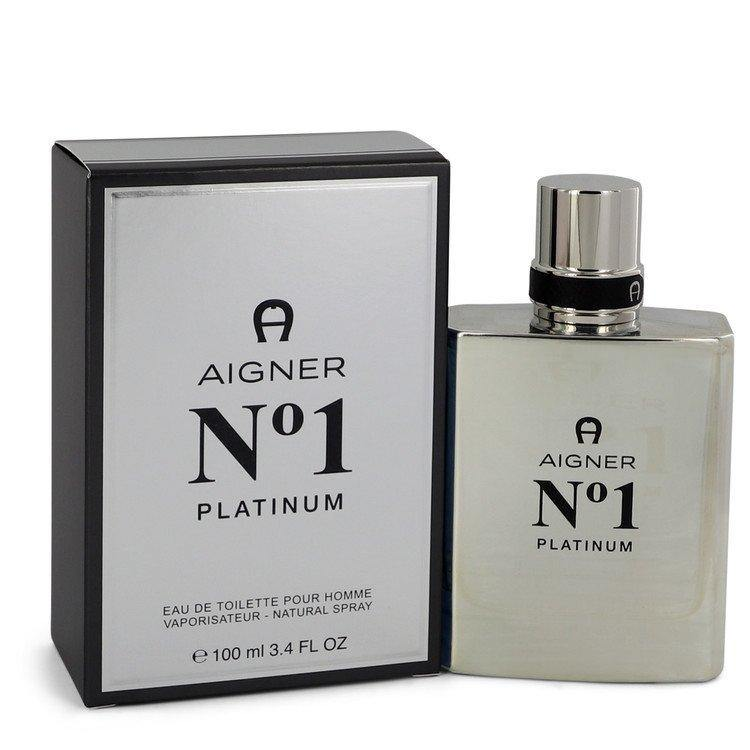 Aigner No. 1 Platinum Eau De Toilette Spray By Etienne Aigner - American Beauty and Care Deals — abcdealstores