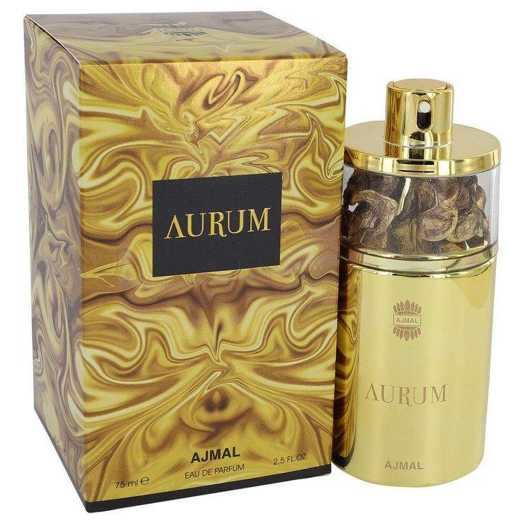 Ajmal Aurum Eau De Parfum Spray By Ajmal - American Beauty and Care Deals — abcdealstores