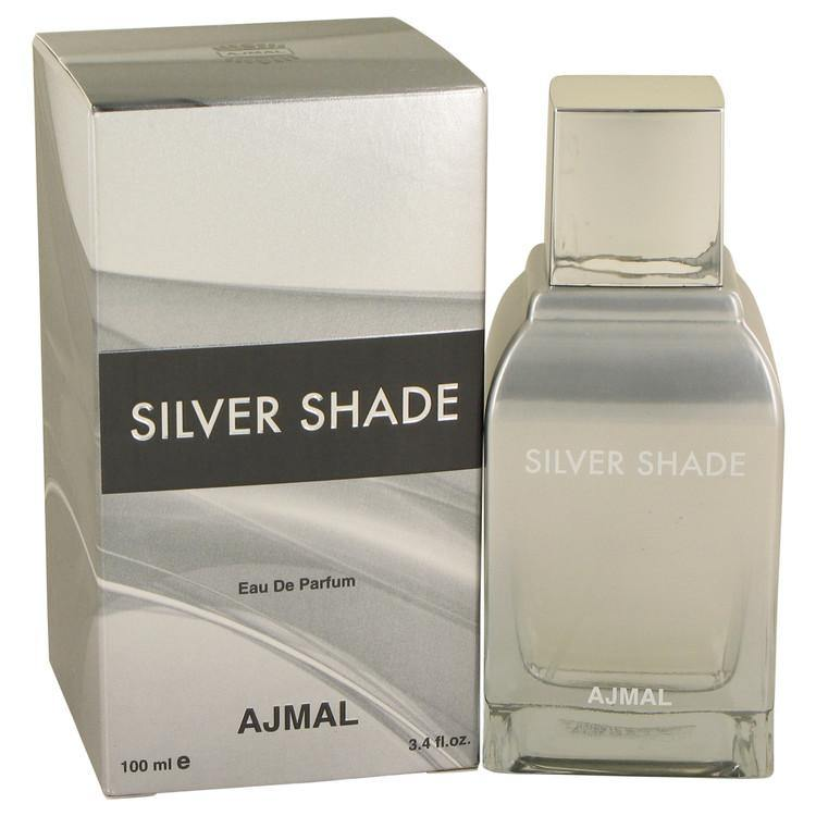 Silver Shade Eau De Parfum Spray (Unisex) By Ajmal - American Beauty and Care Deals — abcdealstores