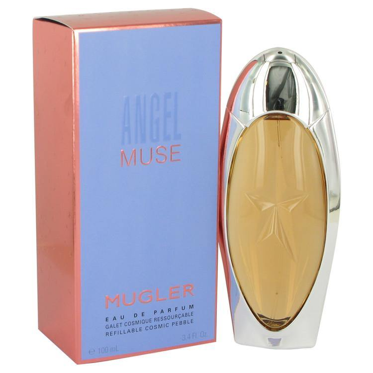 Angel Muse Eau De Parfum Spray Refillable By Thierry Mugler - American Beauty and Care Deals — abcdealstores